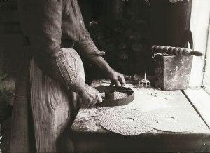 """Lo knäckebröd tradizionale dalla classica forma """"a ciambella"""""""