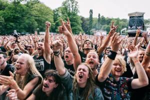 Pubblico capelluto in estasi per i Motörhead - Malmöfestivalen