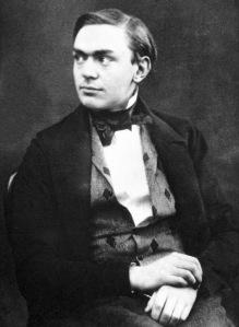 Alfred Nobel giovane