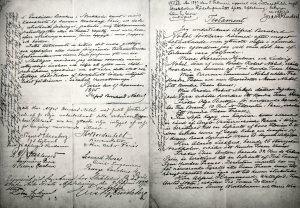 Testamento di Alfred Nobel
